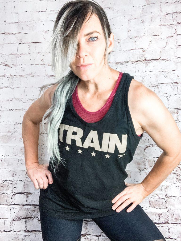 training chest for women