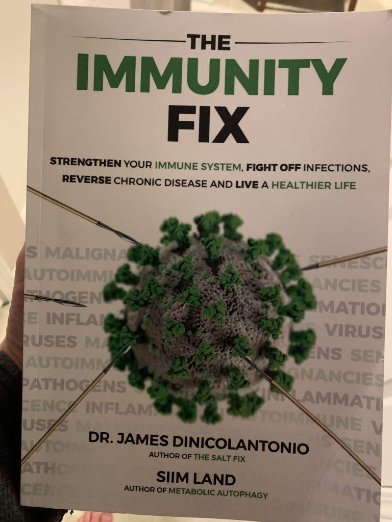 The Immunity Fix