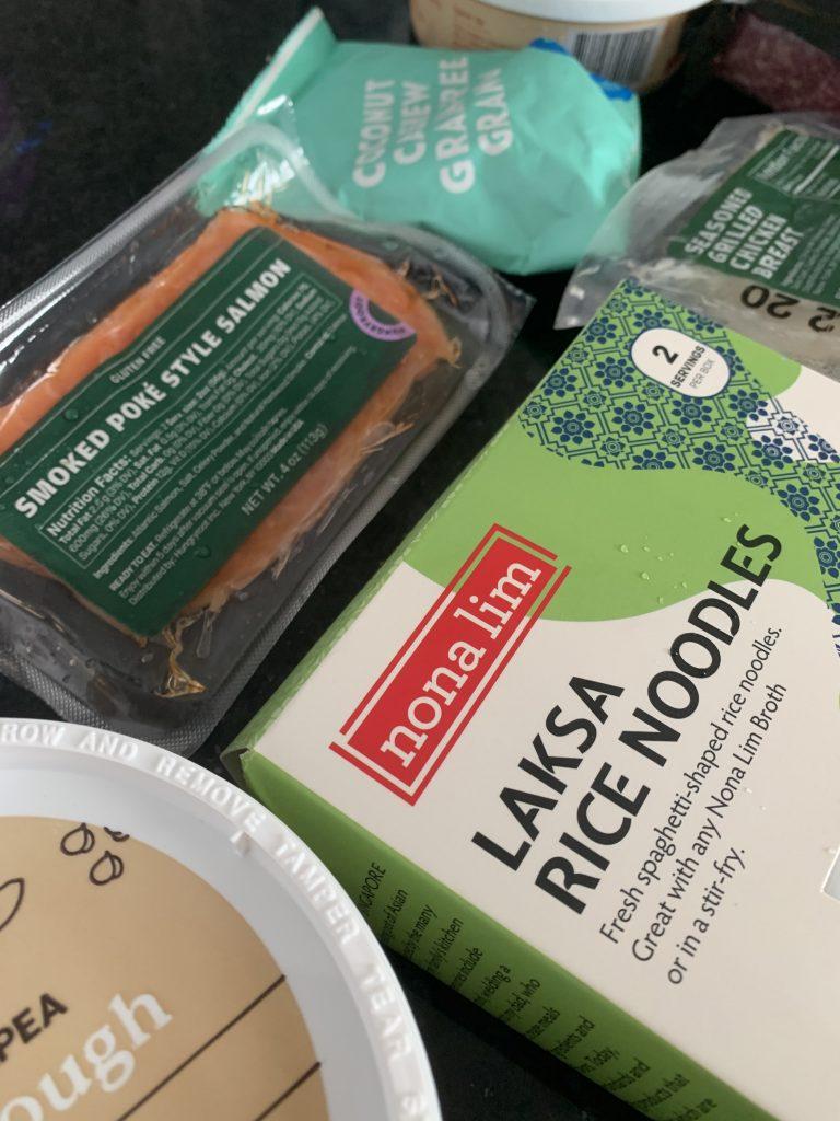 rice noodles, Bailey dawn nutrition